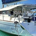 charter yacht for sailing holiday in Creete